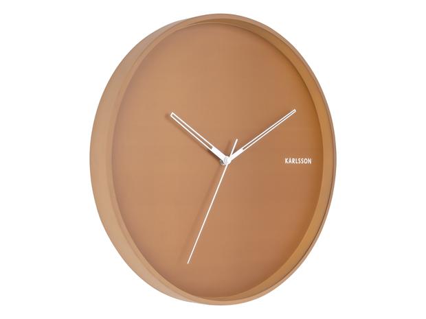 Nástenné hodiny 5807BR Karlsson 40cm