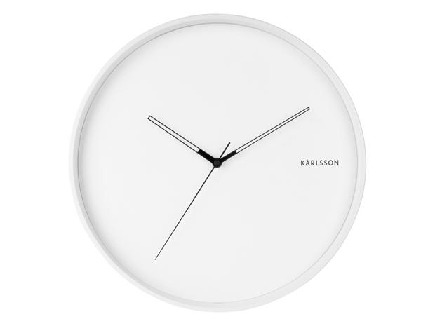 Nástenné hodiny 5807WH Karlsson 40cm