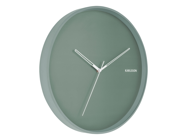 Nástenné hodiny 5807GR Karlsson 40cm