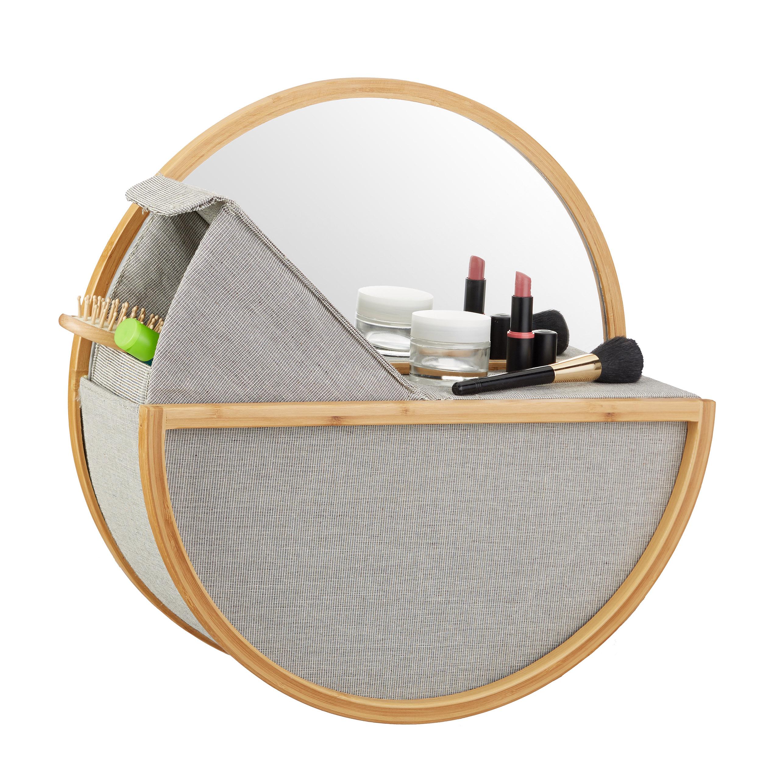 Kúpeľňové zrkadlo s úložným priestorom RD1492