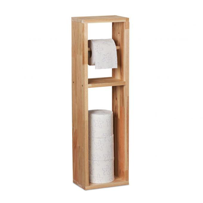 Držiak na toaletný papier RD1507, orech