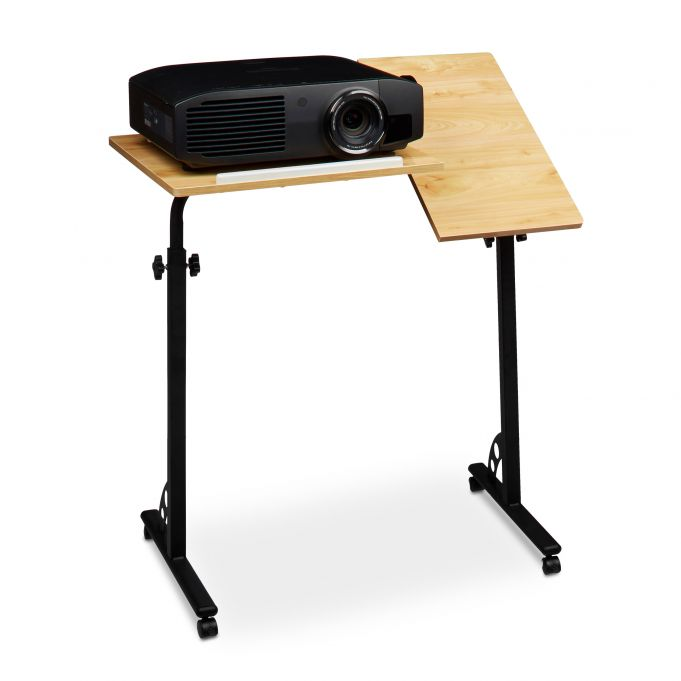Stojan na notebook nastaviteľný RD0541, svetlé drevo