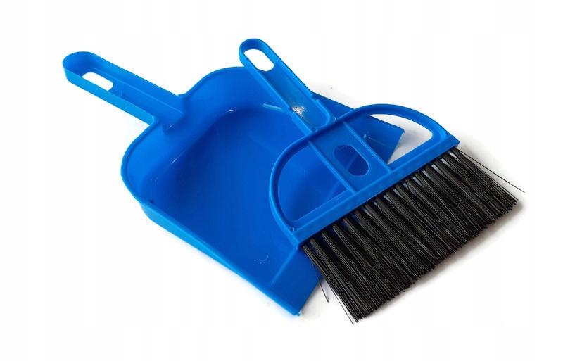 Lopatka s metličkou mini Eub 2024, modrá