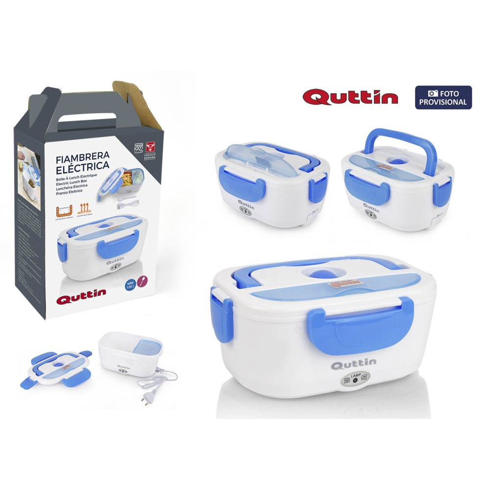 Elektrický obedový box Quttin 40W 220 V, 1050ml