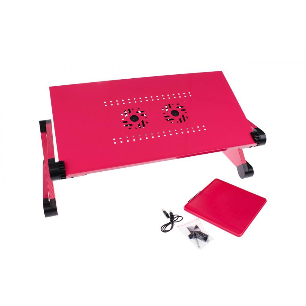 Skladací stolík pod notebook s ventilátorom, CHD4817