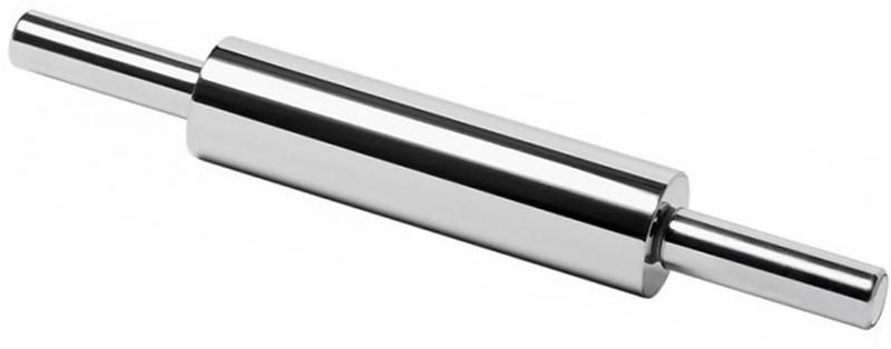 Kovový valček na cesto EuB 2496, 47 cm