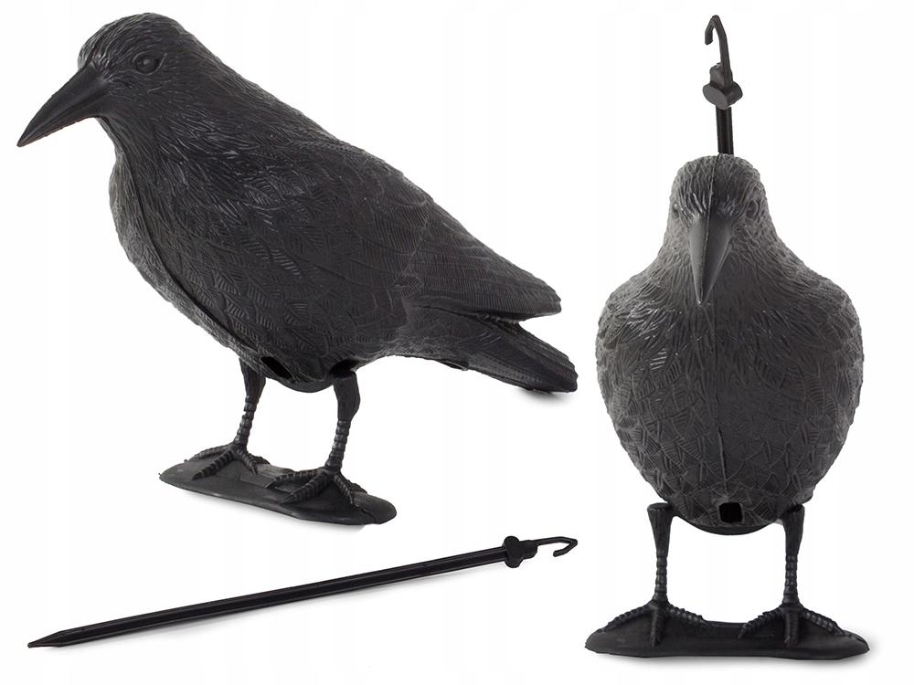 Odpudzovač vtákov čierny havran VG 1436